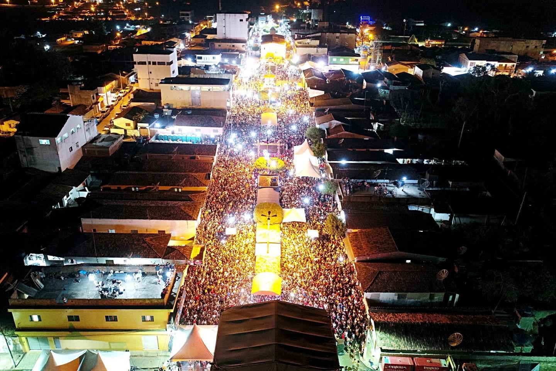 Primeira Noite da Festividade de Santos Reis
