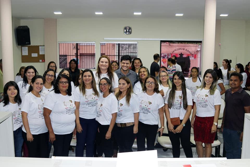 Audiência Pública sobre direitos e conquistas das mulheres é realizada no plenário da Câmara Municipal de Itapororoca-PB
