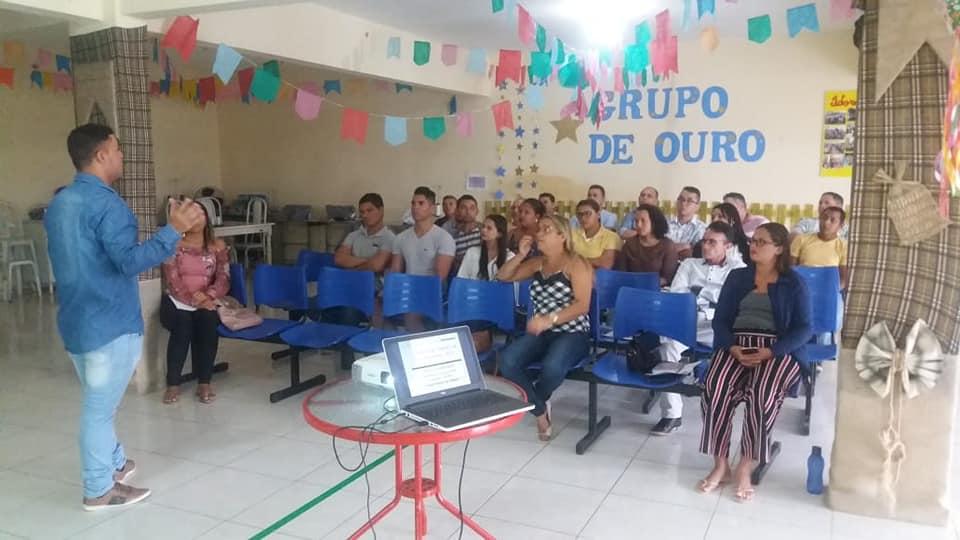 Capacitação dos pleiteantes ao cargo de Conselheiro(a) Tutelar da cidade de Itapororoca-PB