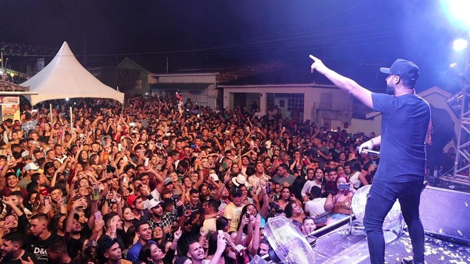 TRADICIONAL FESTA DO PADROEIRO SÃO JOÃO BATISTA(2019)