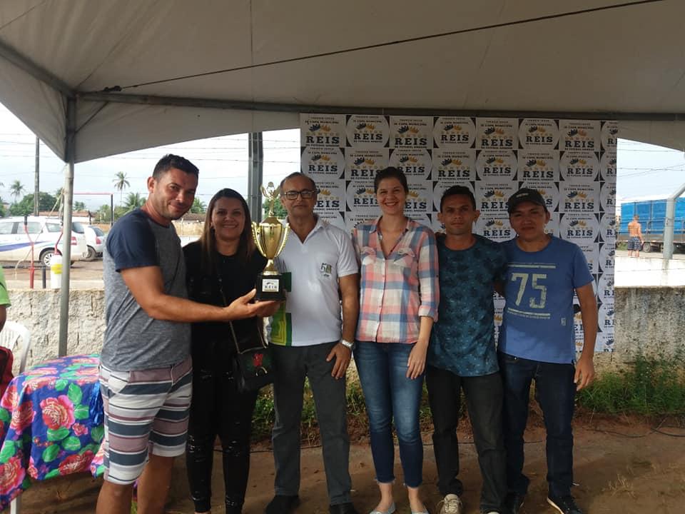Torneio Início da IV Copa Municipal Santos Reis de Futebol Amador.