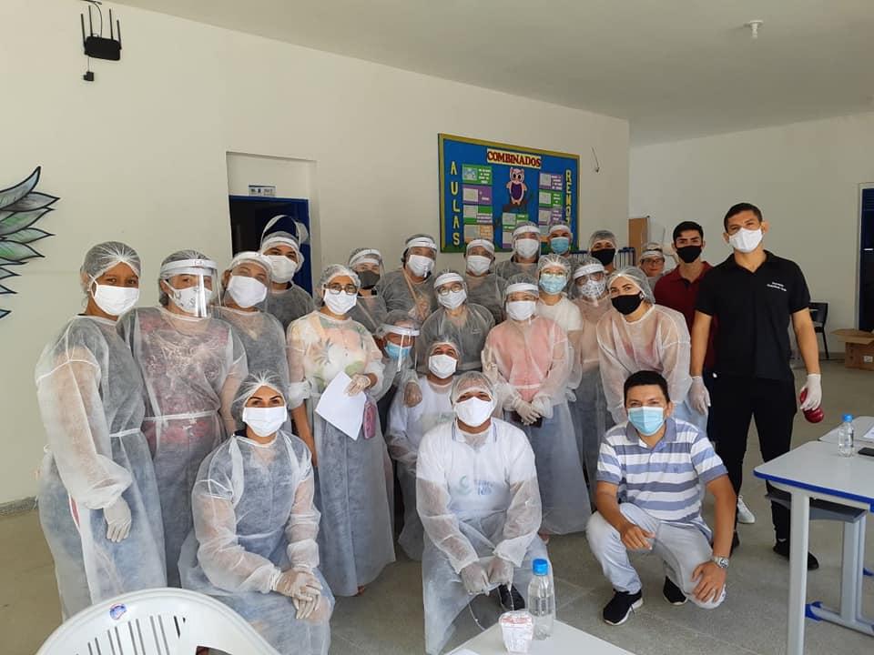 Assistência Social entrega cestas natalinas às famílias beneficiárias do PBF- Programa Bolsa Família da cidade de Ita